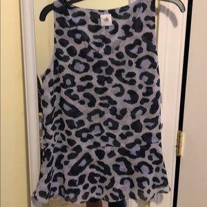 Feline blouse